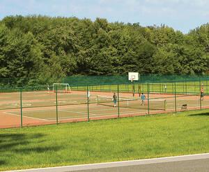 Проект стадиона коттеджного поселка «Никольский берег»