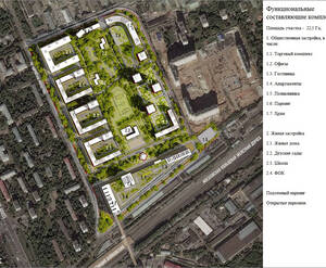 ЖК «Микрорайон на ул. Адмирала Макарова»