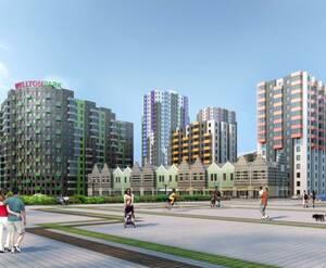 Жилой комплекс «Wellton Park Новая Сходня»