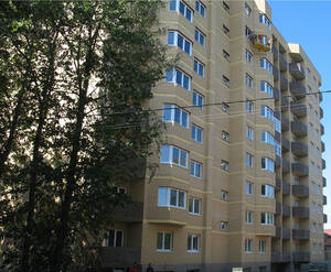 ЖК «Дом на улице Гравийная»