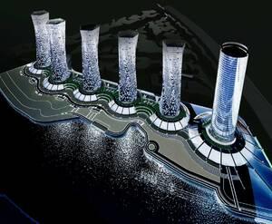 МФК «Melina Towers»