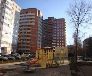 ЖК «Дом на улице Захарченко, 2» 28.03.2014