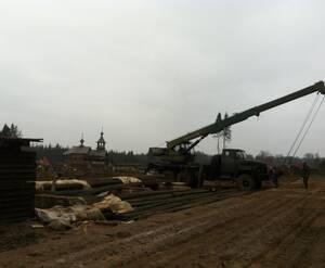 ЖК «Шереметьево парк» (ноябрь 2014)