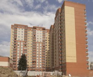 «Дом на ул. Ленинская» (г. Юбилейный)