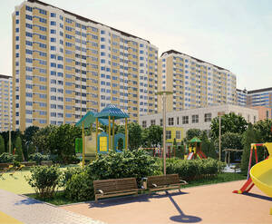 ЖК «Некрасовка-Парк» (12.05.2013 г.)
