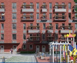 ЖК «Park Plaza»: визуализация