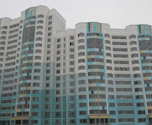 ЖК «Бунинский»: общий вид 2 корпуса