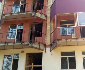 Жилой комплекс в Писаревском проезде