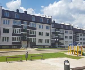 МЖК «Истринское подворье»:  продолжается строительство комплекса