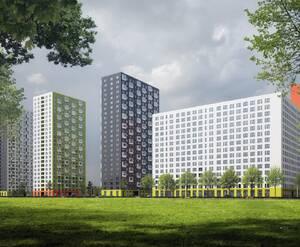 ЖК «Саларьево Парк»: визуализация