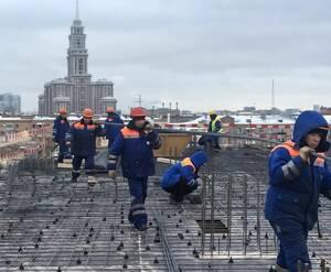 ЖК на улице Самеда Вургуна: идет строительство комплекса