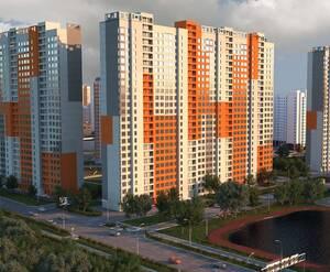 ЖК  «Бутово Парк-3»: визуализация