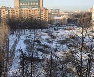 ЖК «11 Парковая, 46»: участок под застройку