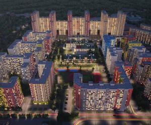 ЖК «Царицыно-2»: визуализация