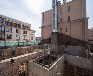 DEPRE Genuine Loft: ход строительства