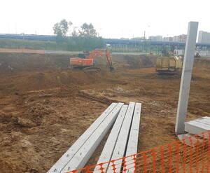 МФК «Nord»: ход строительства