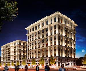 МФК «Апартаменты в Fairmont Hotels»: визуализация