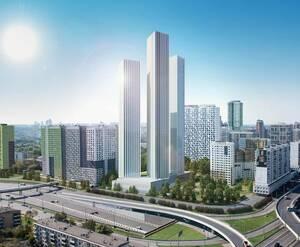 ЖК «Wellton Towers»: визуализация