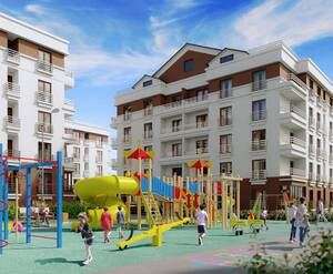 ЖК «Малаховский квартал»: визуализация