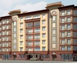 ЖК «Дом на Палашевском переулке, 10»: визуализация