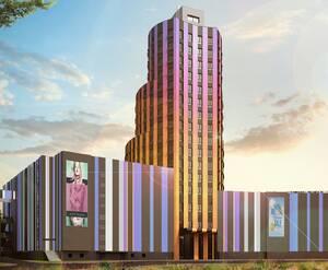 МФК «Резиденция 9-18»: визуализация