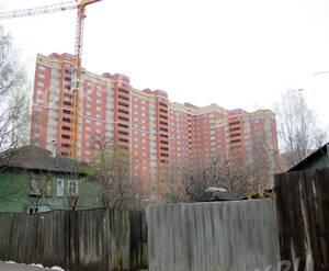 Жилой комплекс «Подрезково» (16.10.2012 г.)