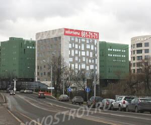 Жилые корпуса комплекса  «Грюнвальд»