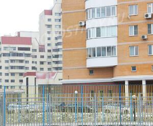 придомовая территория «Дома на Ленинском проспекте»