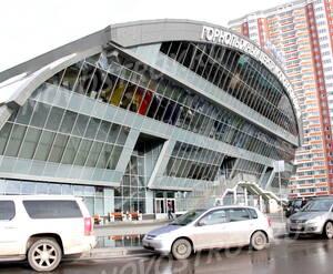 Горнолыжный комплекс в районе ЖК «Молодёжный-II» (12.10.2012)
