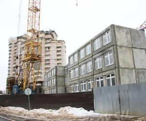 Жилой комплекс «Тёплый край» (07.12.2012)