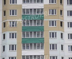Балконы ЖК в пос. Планерная, корп. 4 (28.10.12)