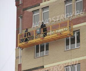 Завершение строительных работ ЖК «Дом в поселке Поварово» (16.12.12)