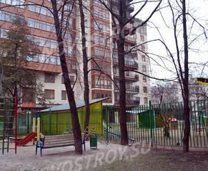 Детская площадка ЖК «Дом на Девичьем поле» (11.11.12)