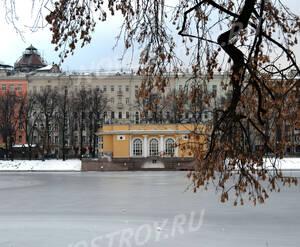 Окрестности ЖК «Сад-Лабиринт» (27.12.12)