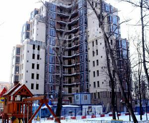 ЖК «Дом в 1-ом Самотечном переулке» (15.02.2013)