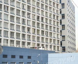 Жилой комплекс «Аэробус» (15.03.2013)