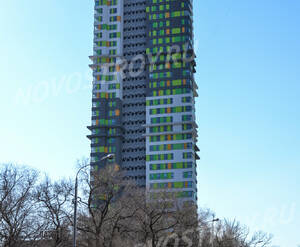 Жилой комплекс «Вилланж» (15.03.2013)