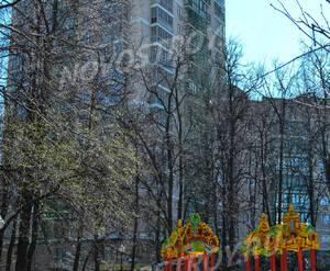 Жилой комплекс «Каменный цветок» (15.04.2013)