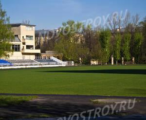 Стадион рядом с ЖК «Береговой» (12.05.2013 г.)