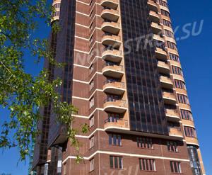 Жилой дом на Кастанаевской улице (04.05.2013 г.)