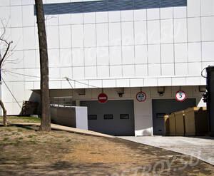 Подземный паркинг  ЖК «Рублёвские огни» (12.05.2013 г.)