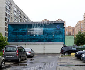 Паркинг ЖК «Октябрьские проезды» (25.06.2013 г.)