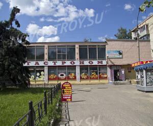 Торговый центр рядом с  ЖК «Пушкинский» (30.06.2013 г.)