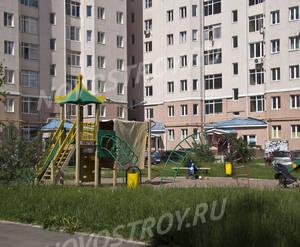 Детская площадка ЖК «Пушкинский» (30.06.2013 г.)