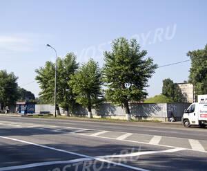 Место строительства ЖК «Славянский» (30.06.2013 г.)