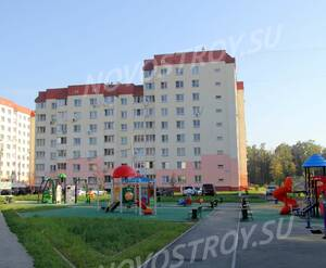 ЖК «Ольховка» (25.08.2013 г.)