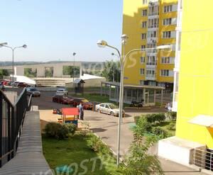 Двор ЖК «Радужный» (23.08.2013 г.)