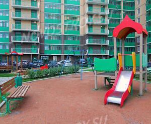 Детская площадка ЖК «Загорье» (12.09.2013 г.)