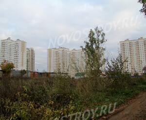 Строительство ЖК «Олимпийский» (15.09.2013)