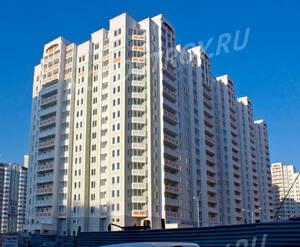 ЖК «Центральный» (15.04.2014)